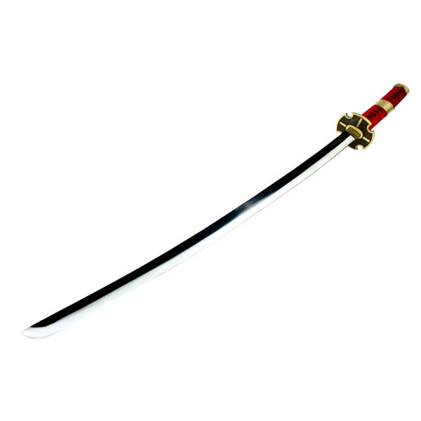 Red and Gold 41-inch Collectible Katana Samurai Sword 14813537