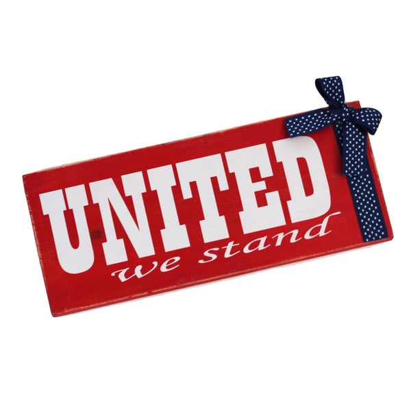 United We Stand Decorative Accessory