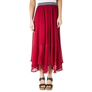 DownEast Basics Women's Ethereal Twirl Skirt