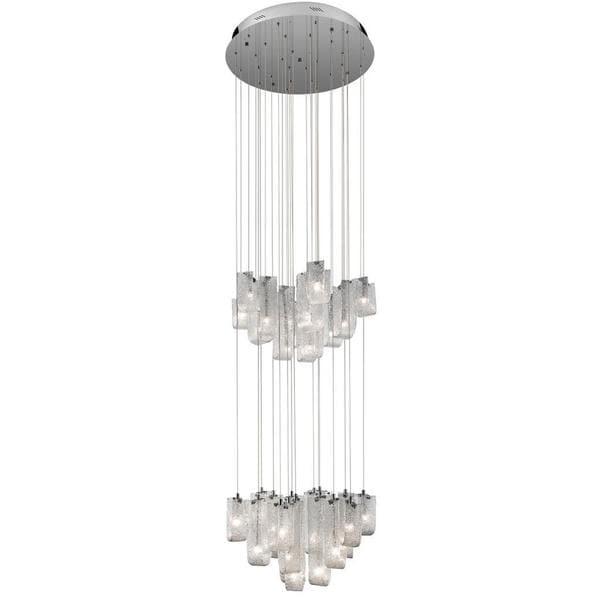 Kichler Lighting Contemporary 30-light Chrome Chandelier 14813850