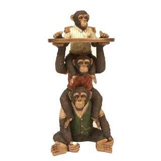 Bombay Outlet Stacking Monkey Service Table