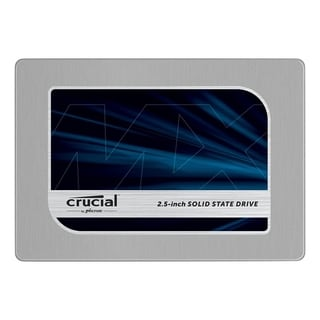 """Crucial MX200 500 GB 2.5"""" Internal Solid State Drive"""
