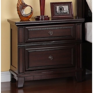 Heather 2-drawer Nightstand
