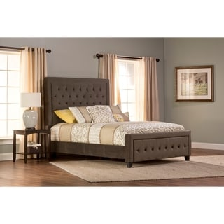 Hillsdale Kaylie Pewter Bed Set