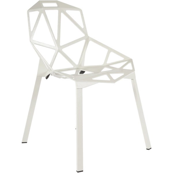 Hans Andersen Home Gio Powder Coated Steel Chair