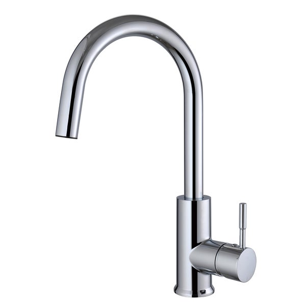 Century Home Living Solid Brass Single-handle Kitchen Faucet