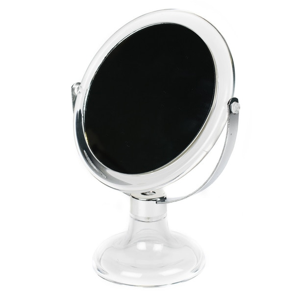 Acrylic Double-sided Vanity/ Makeup Mirror