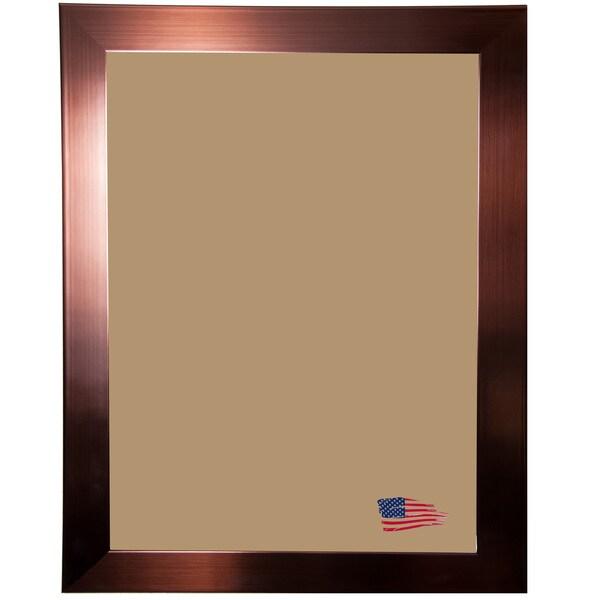 Rayne Shiny Bronze Frame