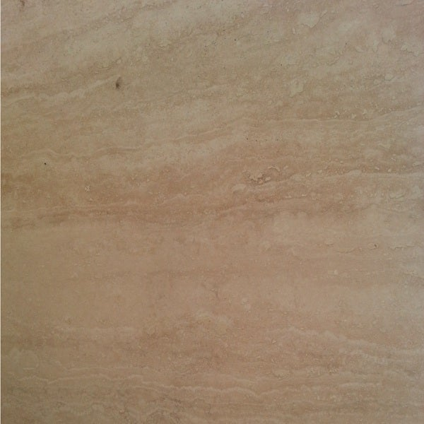 Travertine 12-inch Classic VCFP Natural Floor and Bathroom Tile (Pack of 100)