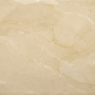 Marble 12-inch Crema Europa Honed Natural Floor and Bathroom Tile (Pack of 100)