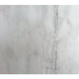 Marble 12-inch White Statuary (C) Natural Floor and Bathroom Tile (Pack of 100)