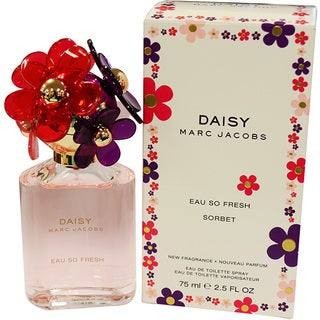Marc Jacobs Daisy Eau So Fresh Sorbet Women's 2.5-ounce Eau de Toilette Spray