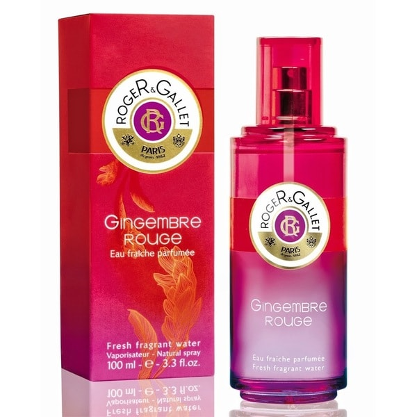 Roger & Gallet Gingembre Rouge Women's 3.3-ounce Fresh Fragrant Water Spray