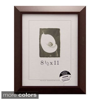 """Budget Saver Picture Frame (8.5"""" x 11"""")"""
