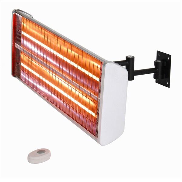 750-1500 Watts Walmount Infrared Heater