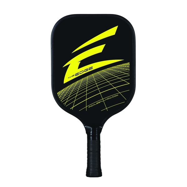 Pickleball The Edge Yellow Paddle