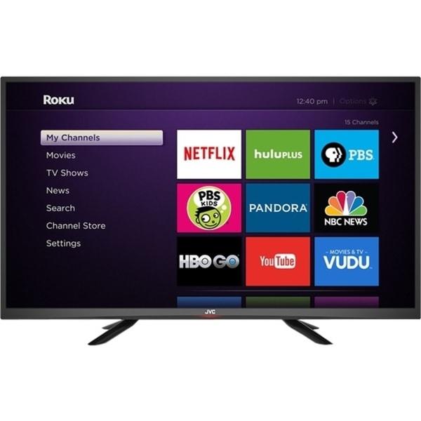 "JVC Emerald EM43RF5 43"" 1080p LED-LCD TV - 16:9 - HDTV 1080p - 120 Hz"