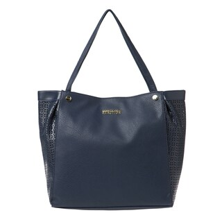 Kenneth Cole Reaction Triumph Navy Tote