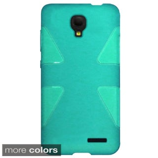 Insten Plain TPU Rubber Candy Skin Phone Case Cover For Alcatel One Touch Pop Star