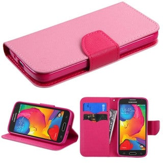 Insten Leather Phone Case Cover with Stand/ Wallet Flap Pouch For Samsung Galaxy Avant