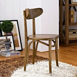 Modway 'Skate' Wood Dining Chair