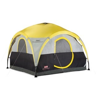 Coleman All Day 4-person 2-in-1 Dome Tent and Shelter