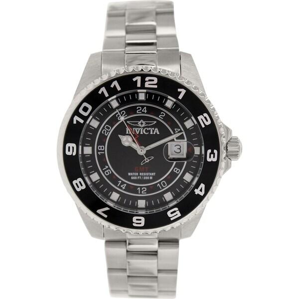 Invicta Men's Pro Diver 17145 Stainless Steel Swiss Quartz Watch