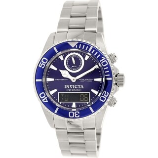 Invicta Men's Pro Diver 12469 Stainless Steel Swiss Quartz Watch