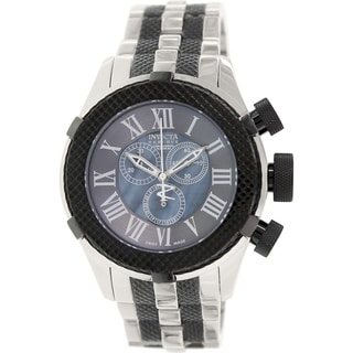 Invicta Men's Bolt 17434 Stainless Steel Swiss Chronograph Watch