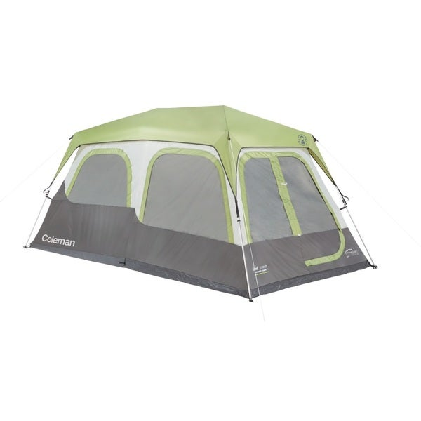 Coleman 8-person Instant Cabin with Fly Signature Tent