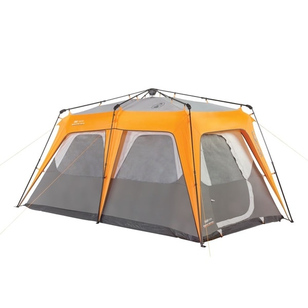 Coleman Instant 2-in-1 8-person Signature Shelter/ Tent