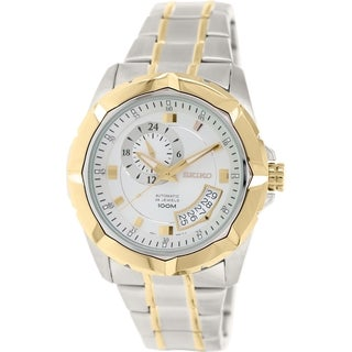 Seiko Men's 5 SSA224K Stainless Steel Automatic Watch