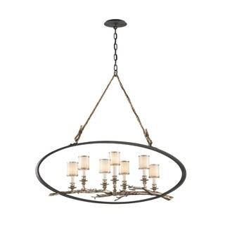 Troy Lighting Drift 7-light Large Linear Pendant