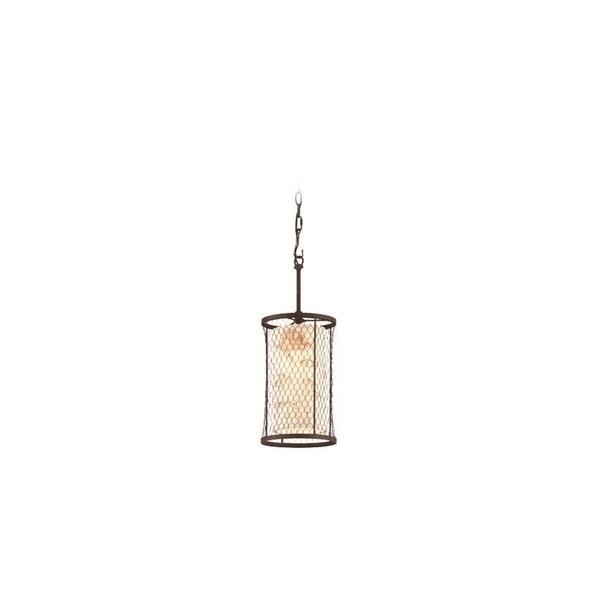 Troy Lighting Catch N Release 1-light Mini-pendant