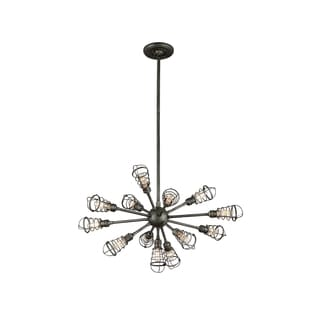 Troy Lighting Conduit 13-light Pendant
