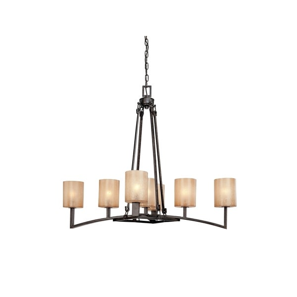 Troy Lighting Austin 7-light Island Chandelier
