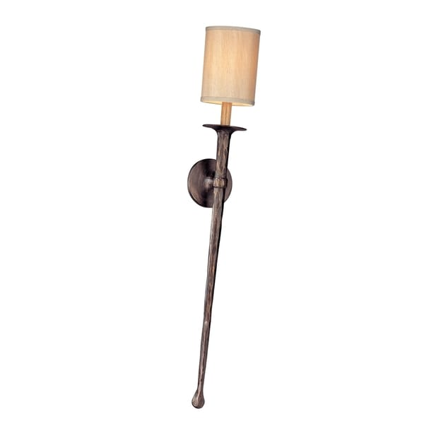 Troy Lighting Faulkner 1-light Wall Sconce