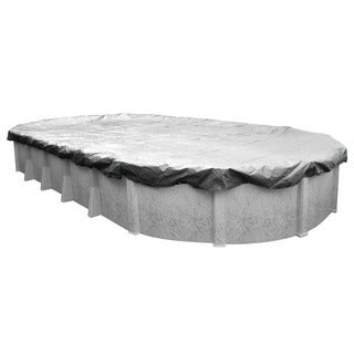 Robelle Platinum Winter Cover for Oval Above-Ground Pools