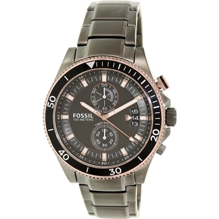 Fossil Men's Wakefield CH2948 Stainless Steel Quartz Watch