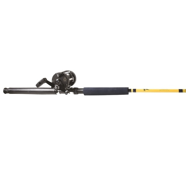 Eagle Claw 8.5-foot 2-piece Troll Fishing Combo
