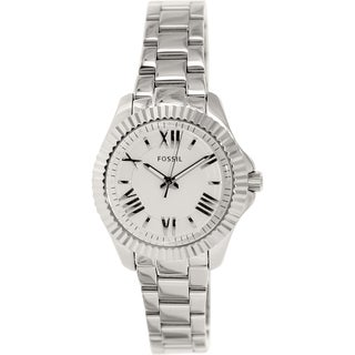 Fossil Women's Cecile AM4608 Stainless Steel Quartz Watch