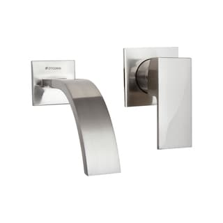 Dyconn Faucet 2-hole Wall Mounted Bathroom Faucet