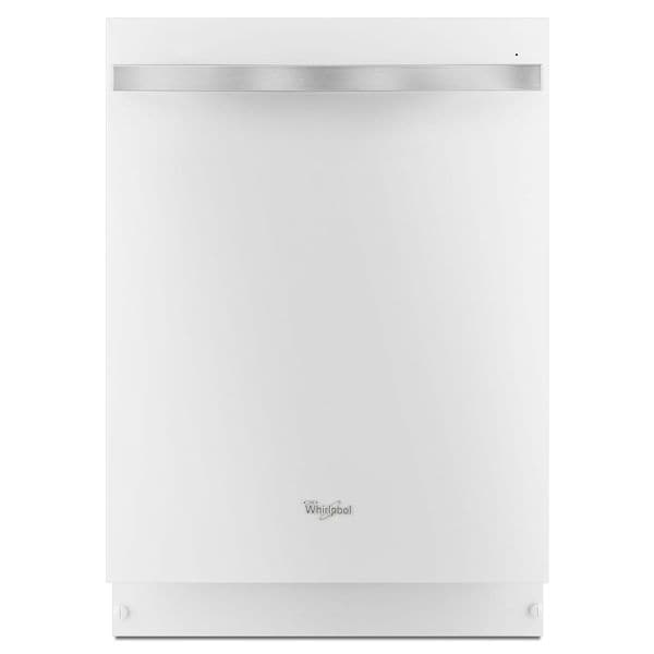 Whirlpool Gold White Fully Integrated Dishwasher