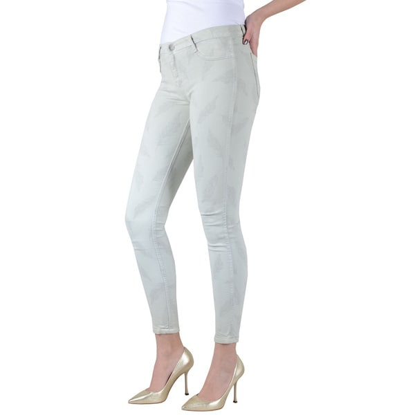 Women's Bleulab Grey Reversible Jean