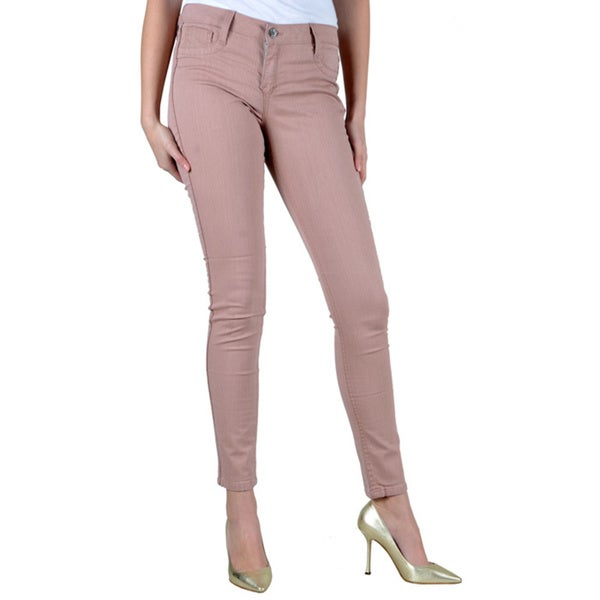 Women's Bleulab Pale Pink Reversible Jeans