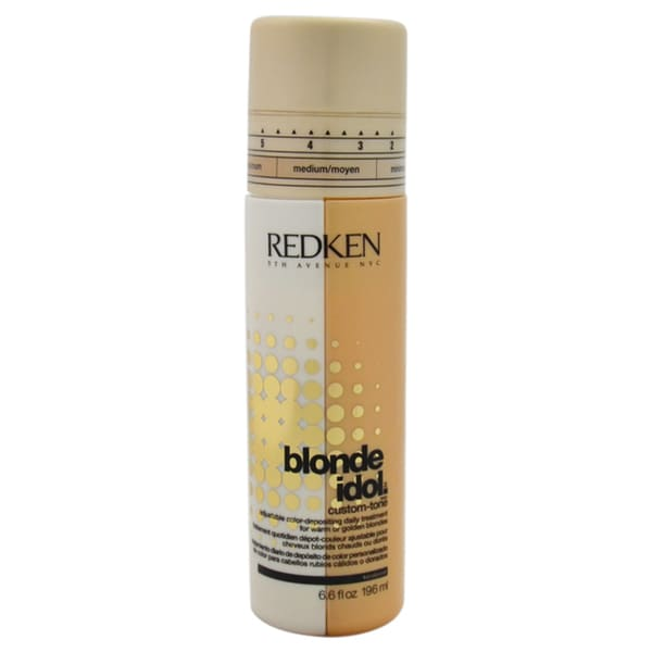 Redken Blonde Idol Gold Custom-tone 6.6-ounce Conditioner