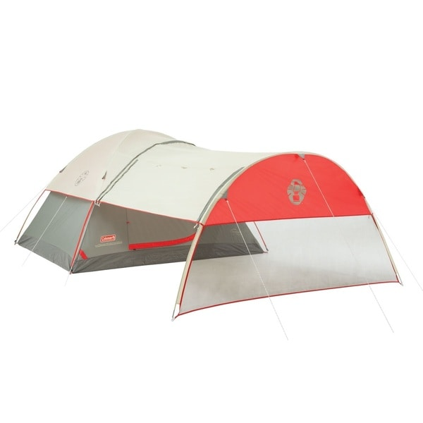 Coleman Cold Springs 4-person with Front Porch Dome Tent