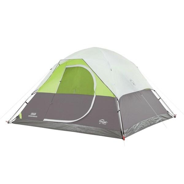 Coleman Aspenglen Instant Dome 6-person Tent