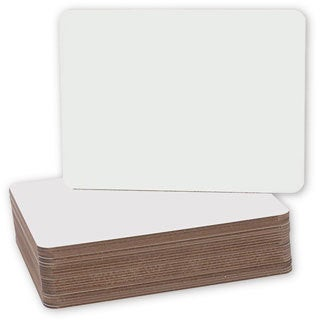 Flipside Dry Erase Board (Set of 24)