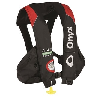 Onyx Outdoor A-33 In-Sight Deluxe Auto-Inflatable Vest